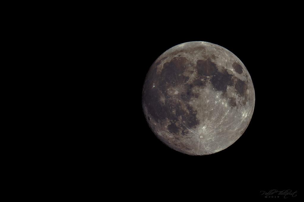 Dagen før fuldmåne - 18. februar 2019